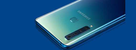 Análise: Galaxy A9 - quantas câmeras seu celular precisa?