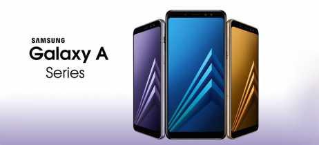 Samsung pode lançar smartphone Galaxy A com Snapdragon 845