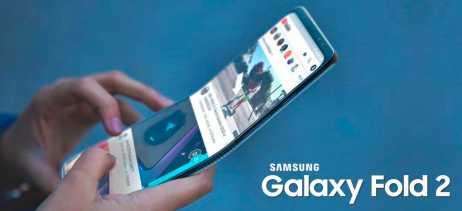 Samsung Galaxy Fold 2 não virá com Qualcomm Snapdragon 865 [Rumor]
