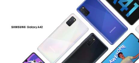Samsung anuncia Galaxy A42 5G, seu smartphone 5G mais barato até agora