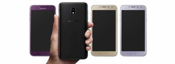 Análise: Galaxy J4 - um aparelho de entrada aceitável de se usar