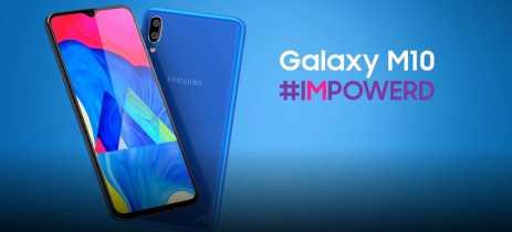 Smartphones intermediários Galaxy M começam a ser vendidos pela Samsung no Brasil
