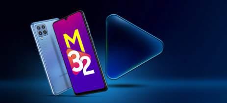 Samsung Galaxy M32 é lançado com tela AMOLED de 90Hz e bateria de 6.000mAh