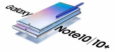 Samsung traz Galaxy Note 10 e Note 10+ ao Brasil a partir de R$ 5.300