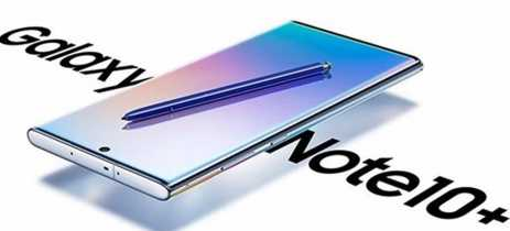 Samsung Galaxy Note10+ 5G é o melhor do mundo em fotos de acordo com DxOMark
