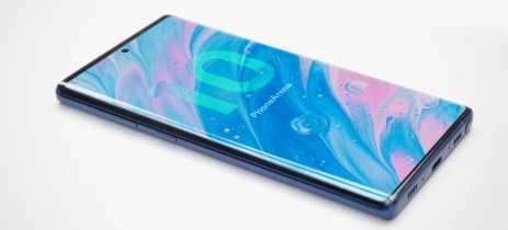 Samsung Galaxy Note 10 Pro vai se chamar, na verdade, Note 10+, segundo vazamento