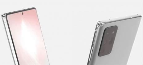 Galaxy Note 20 deve resolver problemas de foco da câmera do Galaxy S20 Ultra