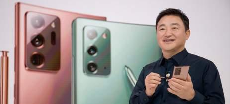Samsung Galaxy Note 20 e Note 20 Ultra são oficialmente apresentados - confira os preços