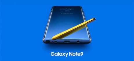 Venha assistir ao lançamento do Galaxy Note 9 com a gente AO VIVO!