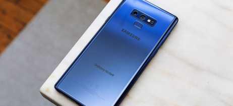 Mulher alega que seu Galaxy Note 9 pegou fogo e processa Samsung