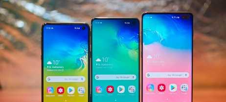 Pré-venda do Galaxy S10 bate recorde da Samsung nos Estados Unidos