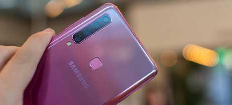 Versão com 5G do Galaxy S10 pode vir com seis câmeras