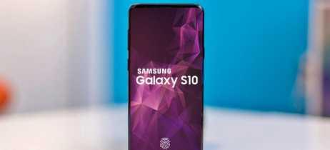 Registro mostra uma quarta versão do Galaxy S10, que pode ser o modelo com 5G