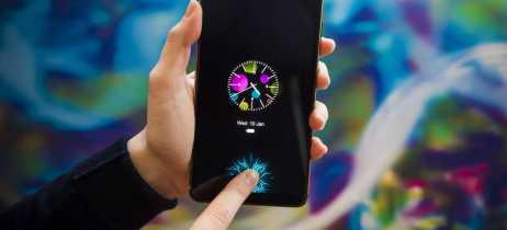 Galaxy S10 deve usar tecnologia ultrassônica da Qualcomm para ler impressões digitais na tela