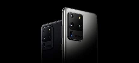 Samsung inicia beta fechado com Android 11 e One UI 3.0 em celulares Galaxy S20