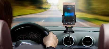 Patente indica que Samsung está criando carregador sem fio do Galaxy S9 para ser usado no carro