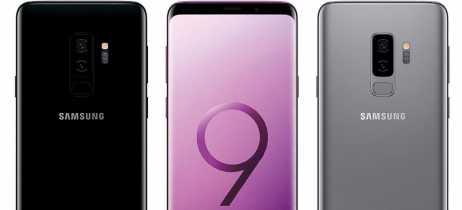 Galaxy S9 e S9+ aparecem em novas imagens e vazam mais informações sobre a câmera