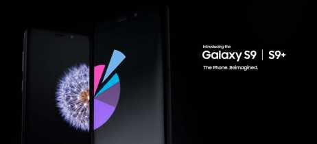 Galaxy S9: vídeo de lançamento do novo smartphone da Samsung vaza