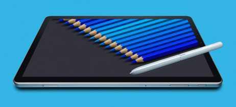 Samsung anuncia o Galaxy Tab S4 com S Pen e DeX que não precisa de dock