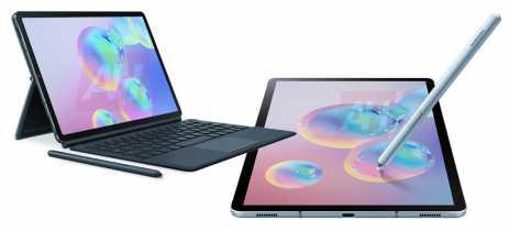 Samsung Galaxy Tab S6 terá bateria de 6.840mAh e carregamento rápido de 15W