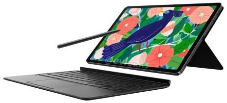 Especificações do Galaxy Tab S7 vazam revelando tela de 120Hz, Snapdragon 865 Plus e mais