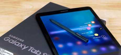 Galaxy Tab S4 recebe certificação e pode ser lançado em breve