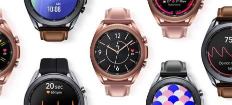 Galaxy Watch4 e Watch Active4 virão com Google Wear OS e sem leitura de glicemia