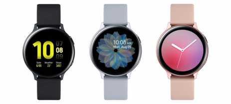 Relógio Inteligente Galaxy Watch Active2 é lançado por R$ 2 mil no Brasil