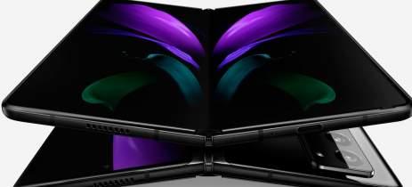 Samsung deve introduzir sua tecnologia de câmera sob a tela com o Galaxy Z Fold 3