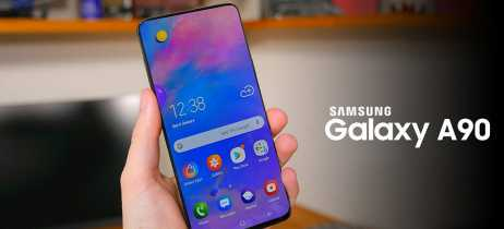 Samsung confirma que Galaxy A90 terá design sem notch