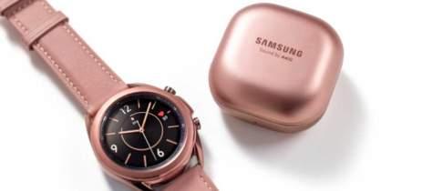 Samsung Galaxy Watch3 e Galaxy Buds Live venderam o triplo que antecessores