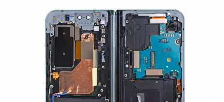 iFixit abre Galaxy Fold, descobre muitas fragilidades e dá nota 2/10 em reparabilidade