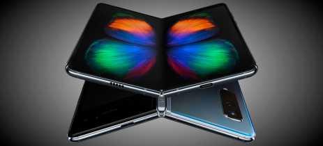 Galaxy Fold 2 tem suas especificações vazadas, devendo ser lançado até o mês de junho