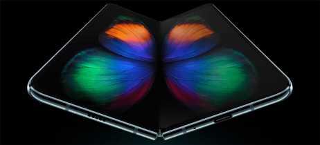 Samsung estaria tentando homologação do dobrável Galaxy Fold no Brasil [Rumor]