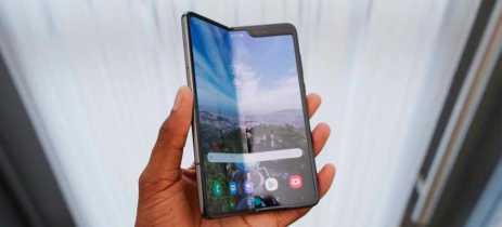 Samsung se pronuncia sobre os problemas com o display principal do Galaxy Fold