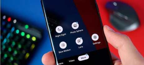 Google Camera 6.2 mod vai disponibilizar novos suportes para smartphones Samsung Galaxy