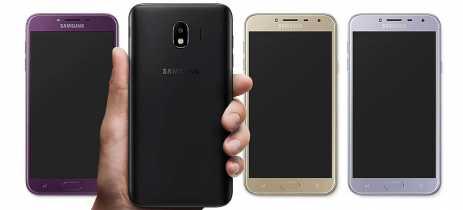 Samsung traz Android 9.0 Pie para Galaxy J4 e J4+ no Brasil
