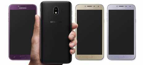 Samsung deve lançar Galaxy J4 Core com Android Go em breve