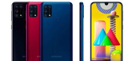 Samsung anuncia Galaxy M31 para o Brasil - celular com bateria de 6.000mAh