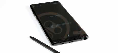 Samsung Galaxy Note 9 pode ter versão com 512GB de espaço interno