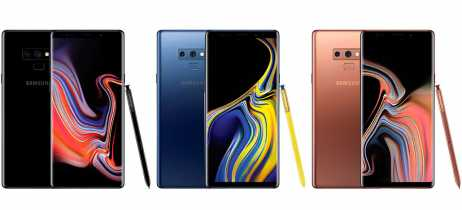 Vaza lista com todos os lançamentos de smartphones até o final de 2018