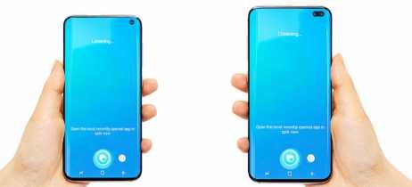 Protetor de tela do Galaxy S10+ confirma duas câmeras frontais [Rumor]