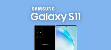 Linha Samsung Galaxy S11 deve contar com uma lente telefoto de 48 MP [Rumor]