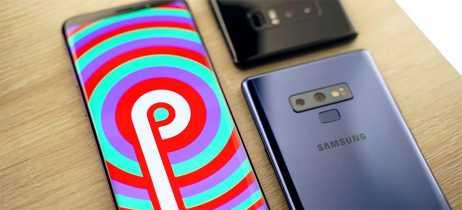Samsung lança 4ª versão do Android Pie Beta para os Galaxy S8 e Galaxy S8+