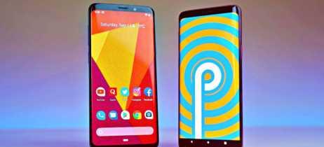 Samsung confirma quando cada smartphone vai receber Android 9.0 Pie