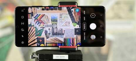 Samsung Galaxy S20 Ultra fica em sexto lugar no ranking do DxOMark