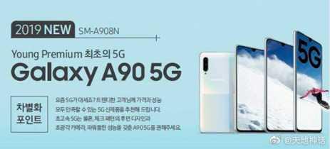 Galaxy A90: Nada de câmera giratória; confira o que dizem os primeiros vazamentos