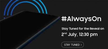 Samsung vai anunciar próximo smartphone Galaxy On dia 2 de julho
