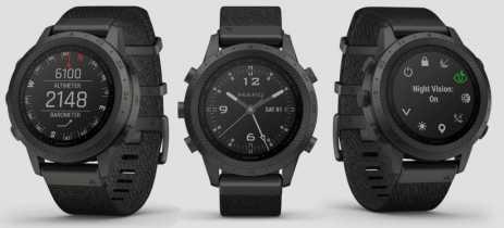 Garmin lança seu novo smartwatch, o MARQ Commander