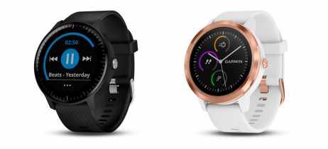 Vívoactive 3 Music é o mais novo smartwatch da Garmin a trazer música integrada
